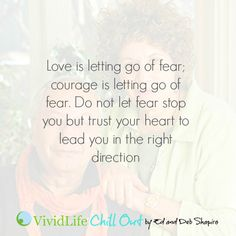 Fear Quote | VividLife.me