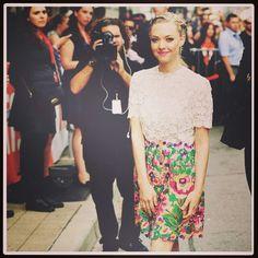 Amanda Seyfried at TIFF (2014) #amandaseyfried #tiff #tiff2014 #toronto #canada #follow #followme