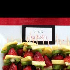 Nicks reggae themed birthday dinner