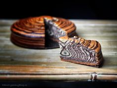 Zebra bábovka - Zebra Bundt Cake www.peknevypecenyblog.cz