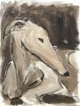 Zeichnungen | Arte-Canino Windhundkunst