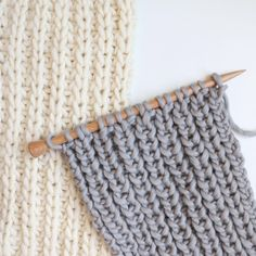 Apple Crumble Snood knitting kit - Morgane Mathieu for We are Knitters