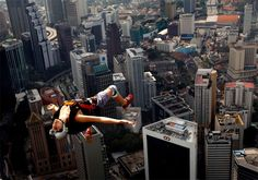 #LL @LUFELIVE #thepursuitofprogression #BaseJumping