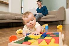 9 Juegos para estimular los sentidos del bebé - Eres Mamá
