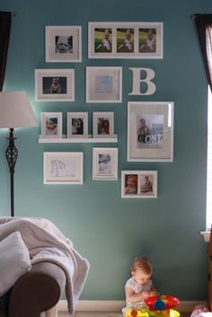 Loves of Life: The Collage Wall, Update.