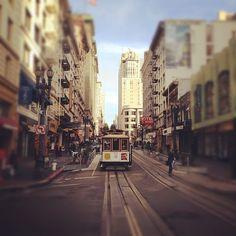 San Francisco - love this city