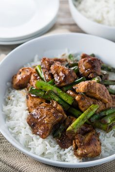 This quick black peppered chicken and asparagus stir fry gets all of it's flavor from leftover homemade black pepper sauce I use for my Crispy Black Peppered Chicken Wings. When deciding to do a spin on the infamous black peppered chicken stir fry, I made Crispy Black Peppered Chicken Wings about a year ago. I...Read More »