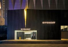 Givenchy new boutique in China