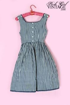 vinatge girl dress