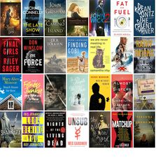"""Saturday, July 15, 2017: The Kingsport Public Library has 17 new bestsellers, five new videos, and 37 other new books.   The new titles this week include """"Beauty and the Beast,"""" """"The Late Show,"""" and """"Camino Island: A Novel."""""""