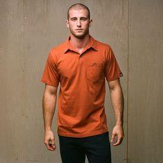American Giant Short Sleeve Polo $44.50