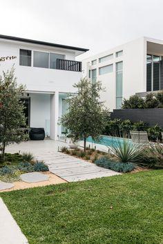 Australian Garden Design, Australian Native Garden, Outdoor Gazebos, Outdoor Gardens, Outdoor Pool, Outdoor Ideas, Outdoor Spaces, Home Landscaping, Front Yard Landscaping