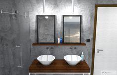 Vše pro pohodlný start do nového dne Double Vanity, Bathroom, Washroom, Full Bath, Bath, Bathrooms, Double Sink Vanity