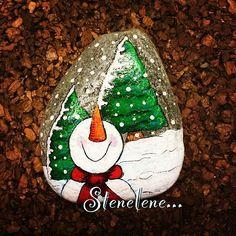 Photo from stenelene...Happy snowman!!