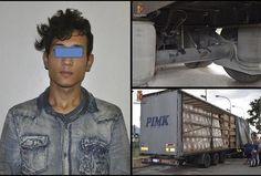 Un inmigrante viaja 400 kilómetros bajo un camión en Italia | El Puntero