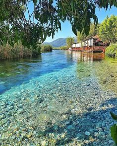 Azmak / Akyaka MUĞLA Turkiye There are many places to be visited in the world and Turkey. We share with remote locations. Beautiful Places To Visit, Wonderful Places, Beautiful World, Places To Travel, Places To See, Marie Galante, Paraiso Natural, Beau Site, Holiday Places