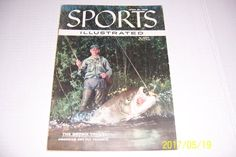 Item specifics     Sport:   Fly Fishing   Publication Year:   1956     Year:   1956   Publication Name:   Sports Illustrated     Original/Reproduction:   Original ... - #Fishing https://lastreviews.net/sports-fitness/fishing/1955-sports-illustrated-fly-fishing-brown-trout-brule-river-wisconin-newsstand/