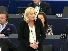 Politique France Marine Le Pen s'exprime sur l'attaque de Charlie Hedbo - http://pouvoirpolitique.com/marine-le-pen-sexprime-sur-lattaque-de-charlie-hedbo/