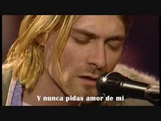 Nirvana - Jesus Don't Want Me For a Sunbeam ( Subtitulado ) '*' idts