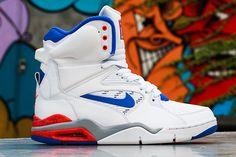 "Nike Air Command Force ""Lyon Blue"""