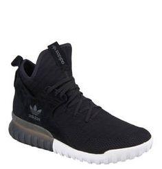 #adidas #originals #Sneaker #´´Tubular #X´´, #Material-Mix, #Gummisohle Die Sneaker ´´Tubular X´´ von adidas originals für Herren zeigen sich mit einem außergewöhnlichen Design. Besonders die hochgezogene Lasche lenkt alle Blicke auf sich. Die futuristischen Sneaker ´´Tubular X´´ von adidas originals begeistern mit ihrem Design, welches Laufschuh- und Streetstyle-Elemente gekonnt miteinander verbindet. Die Oberfläche setzt sich aus weichem Textil und edlem Leder zusammen. Durch den weichen…