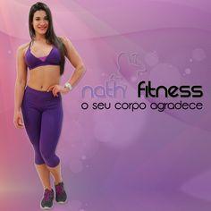 Seja uma revendedora Nath fitness e obtenha lucros incriveis!!!! Confira nossa loja: www.nathfitness.com.br #rendaextra #revenda #fitness