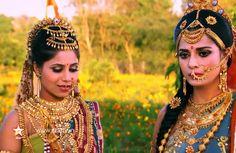 Anushka Photos, Indian Hindi, The Mahabharata, Pooja Sharma, Punjabi Bride, Indian Bridal Outfits, Goddess Lakshmi, Indian Couture, Prince And Princess