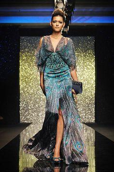 """Rami Al-Ali """"The Peacock in you"""", F/W 2009-2010 - Couture"""