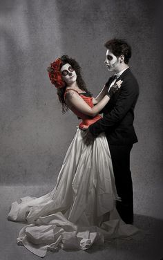 Corpse bride IV by catarsisadiez, via Flickr