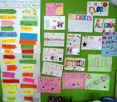 Mis cositas de infantil: EL LIBRO DE LAS PALABRAS BONITAS