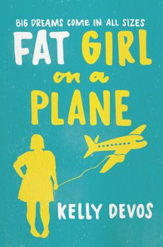 Are you looking for a new inspirational book for teen girls? Fat Girl on a Plane by Harlequin Teen author, Kelly deVos, addresses growing up overweight in a dysfunctional family. Meet Cookie, a powerhouse of fashion talent, who is trying to make her mark in the world. Romance, coming of age, friendship, & so much more. #yalit #bookreview #harlequin