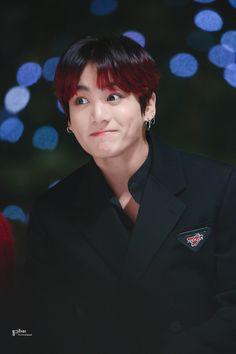 Why He so cute 💜 Jungkook Cute, Foto Jungkook, Foto Bts, Jung Kook, Busan, Namjin, Taekook, K Pop, Mma 2019