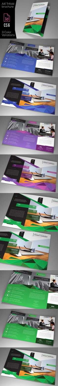 Indesign brochure - Cristal