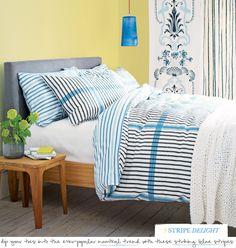 Bright.Bazaar: Three Ways To A Bedding Style Statement