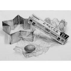生徒作品   芸大・美大受験予備校   河合塾美術研究所 Basic Drawing, Technical Drawing, Drawing Sketches, Pencil Drawings, Art Drawings, Drawing Practice, Drawing Lessons, Pencil Shading, Still Life Drawing