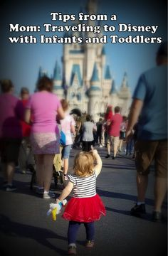 """I cannot tell you how many people have said to me that they want to wait until their babies are old enough to remember their Disney Vacations before they plan a trip. While I understand the sentiment, I also want to reply with """"you do things for your babies every single day that they won't …"""
