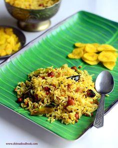 Andhra Pulihora recipe