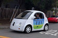 New Emerging Technology : DRIVERLESS CAR (SELF DRIVING CAR)
