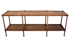 One Kings Lane - Console Table by Baker