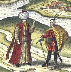 Ami ápol és eltakar – a török viselet hatása a magyar viseletre a XV. század végétől XVI. század végéig