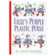 Lilly's Purple Plastic Purse, Kevin Henkes