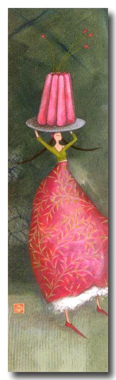 Marque - e-mages - La carterie d art Gaelle Boissonard