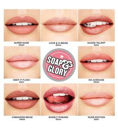Soap and Glory™ Sexy Mother Pucker™ Nudes Collection Lipstick - Boots
