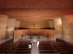 Clássicos da Arquitetura: Igreja em Atlântida / Eladio Dieste (13)