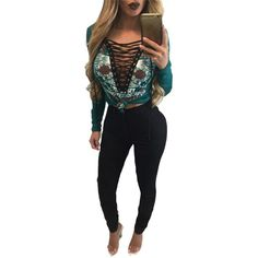This just in : V-Neck Lace Up Lo... Check it out here!  http://ratedstar.com/products/sexy-shirt-2017-fashion-womens-punk-deep-v-neck-lace-up-long-sleeve-tops-flowers-print-slim-shirt-autumn-winter-blouse?utm_campaign=social_autopilot&utm_source=pin&utm_medium=pin