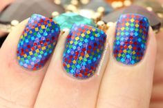 Let them have Polish!: #AwesomeNailsAreAwesome! Guest post from Laura of Polish All the Nails