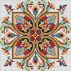 This Pin was discovered by Sta Cross Stitch Borders, Cross Stitch Samplers, Cross Stitch Flowers, Cross Stitch Charts, Cross Stitch Designs, Cross Stitching, Cross Stitch Patterns, Folk Embroidery, Cross Stitch Embroidery