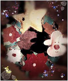 POIANA CU GAZUTZE: Coronita Craciun #fetru #handmade #craciun #cadou #moscraciun #jucarie #coronita #mosnicolae #sarbatori #decoratiuni #ornamente #felt #christmas #ornaments #decorations #toys #christmastree #santa #gift Felt Christmas, Christmas Ornaments, Santa, Decorations, Toys, Handmade, Gifts, Corona, Activity Toys