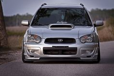 James's WRX Wagon | Flickr - Photo Sharing!