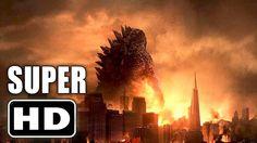 [Ultra HD] GODZILLA Trailer (2K HD) bluray